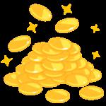問題:金貨が8枚あります。1枚だけ偽の金貨が混じっており、見た目で判別することはできません
